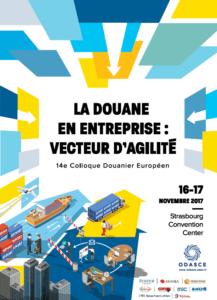 C&BD participe au 14ème Colloque douanier européen de L'ODASCE !