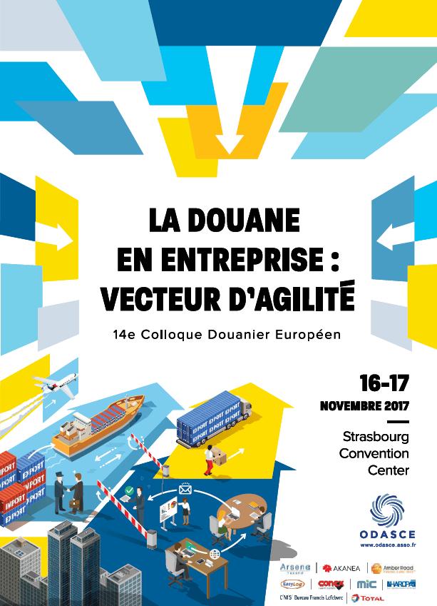 Read more about the article C&BD participe au 14ème Colloque douanier européen de L'ODASCE !
