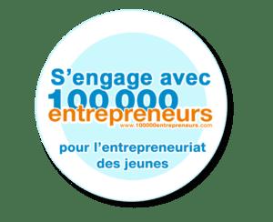 Transmettre l'envie d'entreprendre avec l'association 100 000 Entrepreneurs