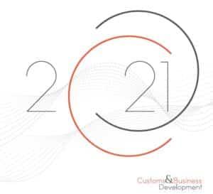 Customs & Business Development vous souhaite une excellente année 2021
